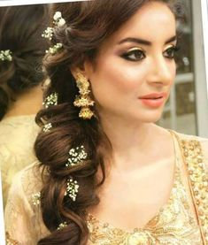 New hairstyle for wedding 2017 - http://trend-hairstyles.ru/624.html  #Hairstyles #Haircuts #promhairstyles #Hair