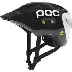 Poc Trabec Race Mips Mountain Helmet The Trabec Race MIPS is a well-ventilated in-mold helmet equipped with the patented MIPS system to reduce the rotational forces to the brain in the case of an obli Mountain Bike Helmets, Mountain Biking, Poc Helmets, Fight Gym, Martial Arts Supplies, Mma Gear, Helmet Head, Helmet Accessories, Bike Wear