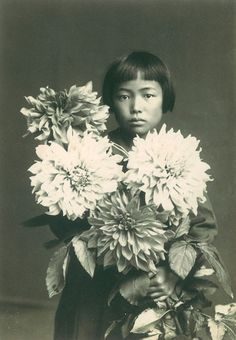 Yayoi Kusama As Child, 1939, Image courtesy Ota Fine Arts, Tokyo, © Yayoi Kusama, Yayoi Kusama Studio Inc.