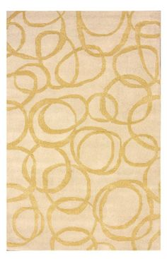 Handmade Luna Beige Swirls Wool Rug x Living Room And Dining Room Decor, Beige Style, Rugs Usa, Contemporary Area Rugs, Muted Colors, Online Home Decor Stores, Throw Rugs, Swirls, Wool Rug