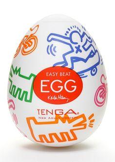 Tenga Masturbateur Tenga Egg Street Masturbateur masculin en forme d'oeuf, reliefs stimulants, a l'unite avec SignalSex discount