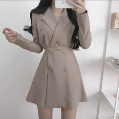 Korean Casual Outfits, Retro Outfits, Stylish Outfits, Cool Outfits, Korean Girl Fashion, Ulzzang Fashion, Asian Fashion, High Fashion, Aesthetic Fashion