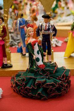 Barbie, Feria de Abril de Sevilla
