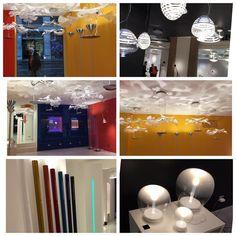 From @estudiogabystarosta on Instagram about out showroom and products : Artemide , Milán 2016 #diseñodeiluminacion #designinspiration #design #interiordesign #artemide_lighting #artemide #milan #diseño #Iluminacion #tendencia