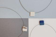 Porseleinen sieraden - De sieraden van Loes Theunissen! Porcelain Jewelry, Hoop Earrings, Image, Diy Kid Jewelry, Earrings