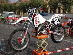 Bob Moor KTM factory 125 cc. 1992