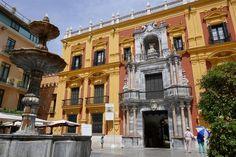 Palacio del Obispo, Malaga - Costa del Sol (Espagne)