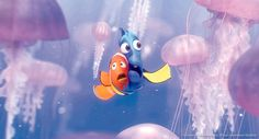 23 things you probably didn't know about Finding Nemo. Now I want to watch the movie again!