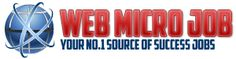 WebMicroJob work & earn or offer a micro job - Turn Your Time Into Money with WebMicroJob