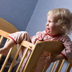 Ending Toddler Bedtime Battles - Why your toddler sees sleep as the enemy and what you can do about it.