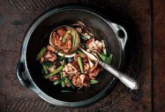 Gung Bao Chicken from Leite's Culinaria. http://punchfork.com/recipe/Gung-Bao-Chicken-Leites-Culinaria