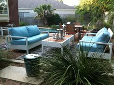 Ana White | 2 couches and tables - DIY Projects