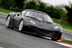 Lotus Evora GT2 concept.  Fantastic...