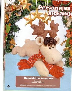 Christmas Humor, Christmas Crafts, Christmas Ornaments, 242, Diy Weihnachten, Felt Dolls, Felt Ornaments, Jingle Bells, Projects To Try