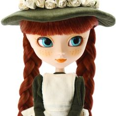 Pullip 'Regeneration, Red head Ann' - World of Pullip ::::::::::::::::::::::::: omg this doll is sooooo cute!!!!