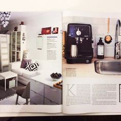 My design at Deko magazine Finland @Natalia Ritari works