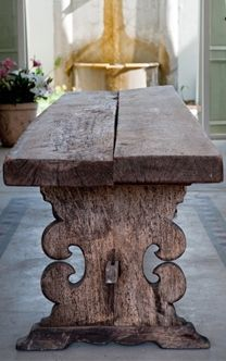 19th century french table....