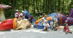 Discover what to do with kids in Luxembourg - The choices are diverse and fit every taste!