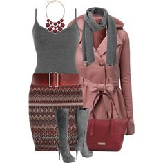 A fashion look from March 2014 featuring strappy top, pea coat and mini skirt. Browse and shop related looks.