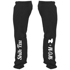 Shih Tzu Mom Sweatpants