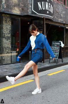 StreetFashion 스트릿패션 159th ANOVATION [정호연/이진이/이호정/정동규/신재혁/김민정/정소현/한승수/김예림/정용수] : 네이버 블로그