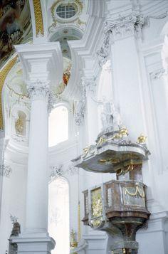 Neresheim Abbey - Balthasar Neumann