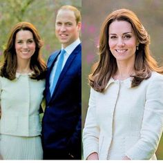 New Official Photos of The Duke and Duchess of Cambridge