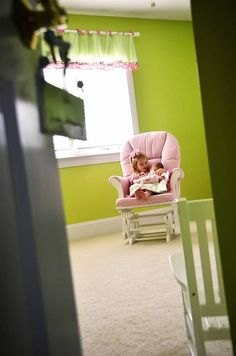 A.S.W. Newborns  Nursery  Sister  Copyright Amber S. Wallace Photography