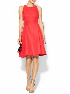 kate spade a-line flared red angelika dress // 25% off during Piperlime's designer sale with code 'DESIGNER'