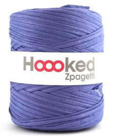 Hoooked is your one-stop shop for sustainable yarn (including Zpagetti T-shirt yarn), DIY kits, and patterns for knitting, crochet and macramé! T Shirt Yarn, Diy Kits, Crochet Hats, Knitting, Pattern, Cotton, Blue, Diy Decoration, Om