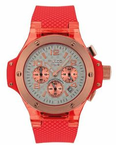 Mulco MW2-9619-063 Chronograph Titans Collection clear case watch MULCO. $191.96. Official internet distributors. Warranty valid in the USA and Venezuela
