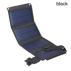 Foldable 20W USB Solar Panel Portable Folding Waterproof Solar Panel C – bubsolar Solar Powered Phone Charger, Solar Phone Chargers, Portable Phone Charger, Solar Panel Charger, Solar Battery Charger, Small Solar Panels, Portable Solar Panels, Solar Generator, Outdoor Activities
