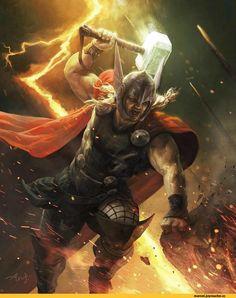 Thor http://www.truthfulcomics.com/blog/thor-is-a-female-again
