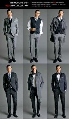 BR Mad Men Style