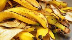 Banánová kôra pre orchidey