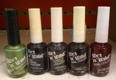 Wet N Wild Nailpolish!