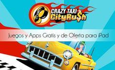 Juegos y Aplicaciones para los Tablet iPad con Descuento y GRATIS (1 Agosto)