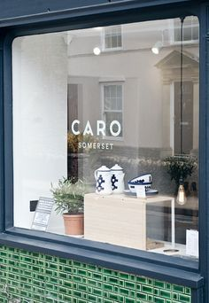 The small town of Bruton, in Somerset, England, has become a hotbed of art and invention. The latest reason to go: Caro, a lifestyle shop and cafe founded by a London creative who fell for a local lad.