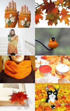 Autumn Mix by Jelena Karpjuka on Etsy--Pinned with TreasuryPin.com