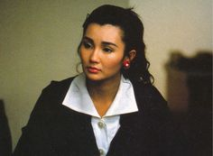 Hong Kong Celebrity, Maggie Cheung, Face M, Female Dragon, Boyish, Asian Actors, Street Fighter, Girl Crushes, Beauty Queens