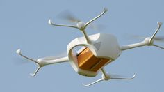 Drone Delivery Services Might Hit The Swiss Alps First