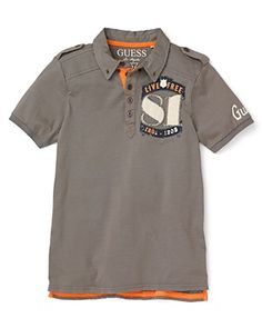 GUESS Kids Boys' Polo - Sizes S-XL | Bloomingdale's