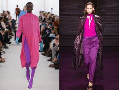 Balenciaga, Nina Ricci  Left -  Like Idea!