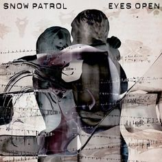 Eyes Open, Snow Patrol (2006) - A manipulated/illustrated album cover