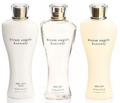 Dream Angels Heavenly. This is the sexiest and most luscious scent known to man...or womankind. ♥