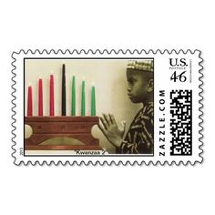 #Kwanzaa #Postage #Stamps #holidays #winter