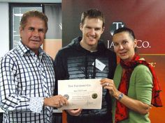 This was our 2012 NLP Master Practitioner Certification Training   in Sydney, Australia. #NLP NLPTraining