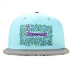 Glassroots 2015 Light Blue Fitted #cf-size-7 #cf-size-7-1-2 #cf-size-7-1-4