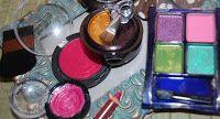 Messless makeup for kids!