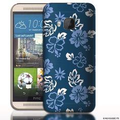 Coque HTC ONE M9 Volubilis. #Fleur #HTC #M9 #Coque #Floral